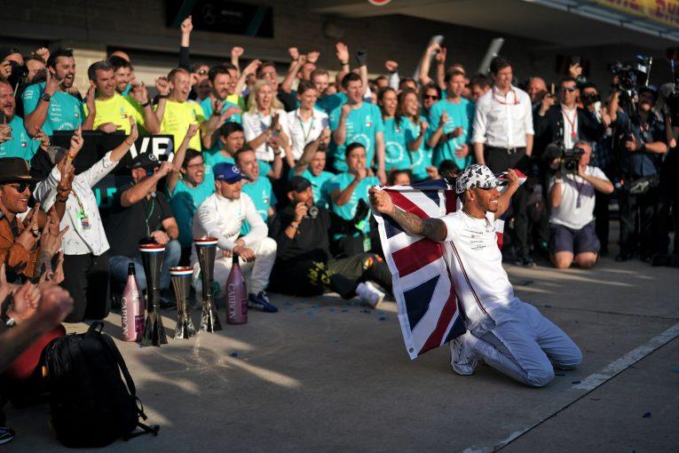 F1 | 「ハミルトンがメルセデスからフェラーリに移籍すべき理由はひとつもない」と元F1ドライバー