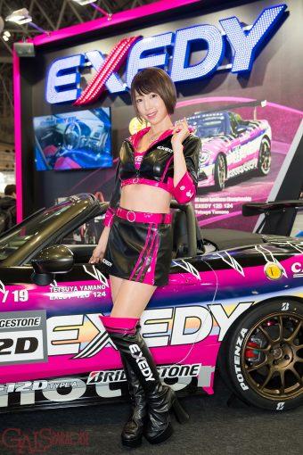 レースクイーン | 清瀬まち(EXEDY)