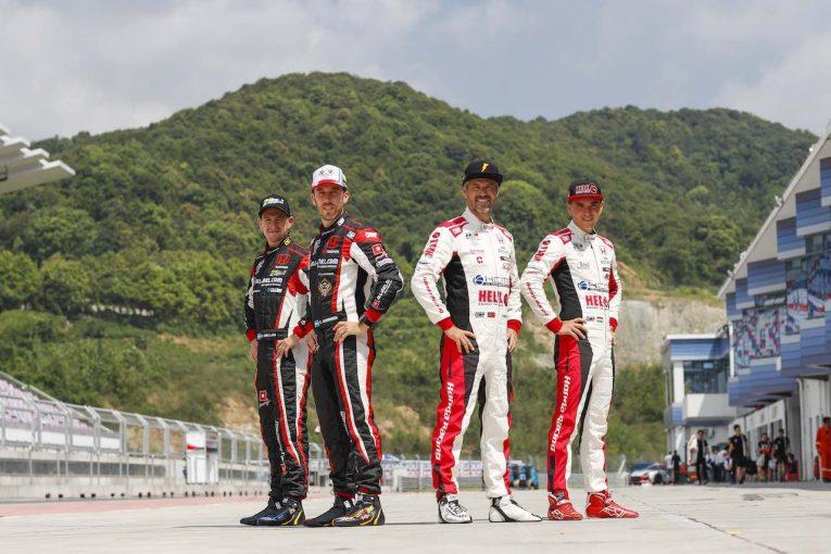 海外レース他 | WTCR:ホンダ陣営4名は全員残留。2020年もシビック・タイプR TCRで参戦へ