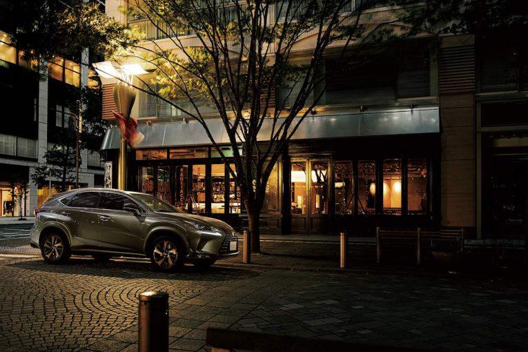 クルマ | レクサスのプレミアムSUV、『NX』と『UX』に専用カラー採用の特別仕様車が登場