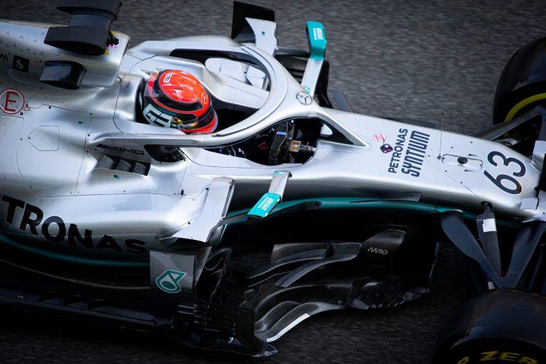 F1 | ラッセルの将来に期待するクルサード「プレッシャーが少ない環境でF1にデビューしたことで、着実に成長できた」