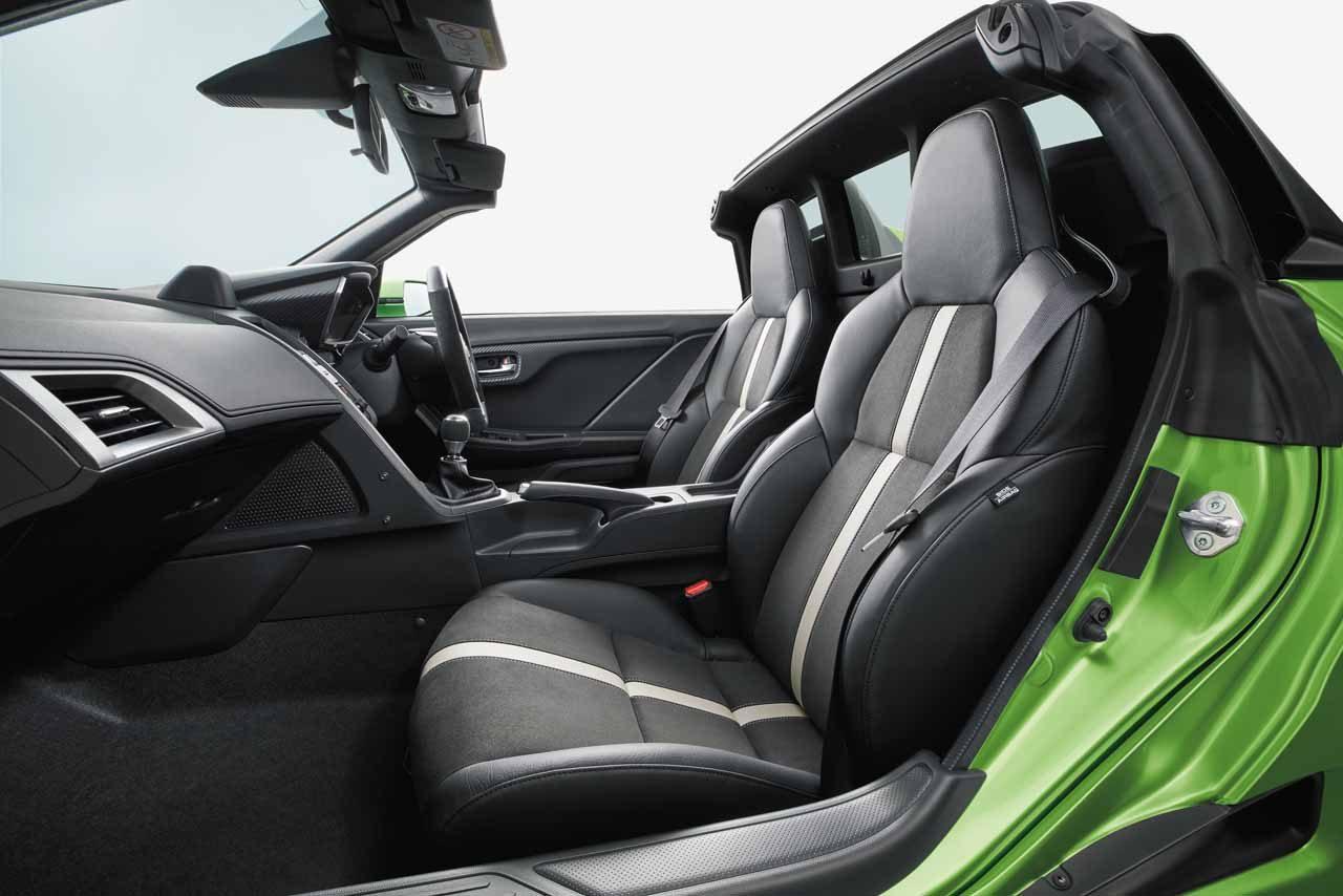 ホンダ『シビック』と『S660』をモデルチェンジ。デザイン変更でよりスポーティーな外観に