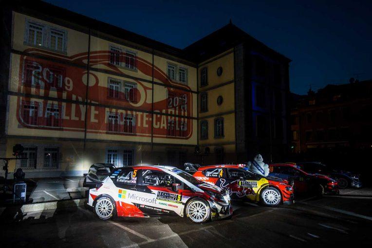 ラリー/WRC | WRC:2020年第1戦モンテカルロのエントリー発表。各ドライバーのカーナンバーも明らかに
