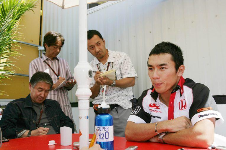 F1 | 急逝した今宮純氏への佐藤琢磨の言葉「今宮さんの記事を読んでF1を勉強した。感謝の言葉しかない」