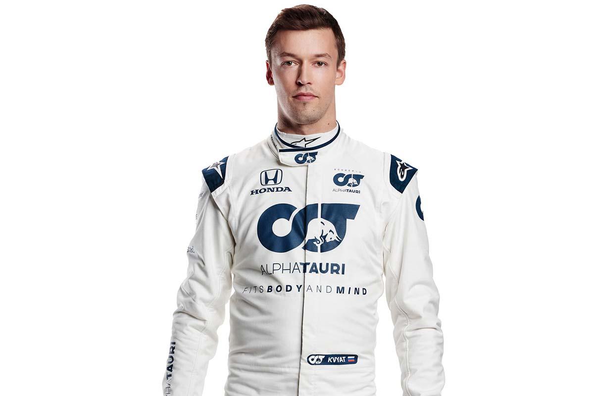 F1 | ダニール・クビアト(Daniil Kvyat) 2020年