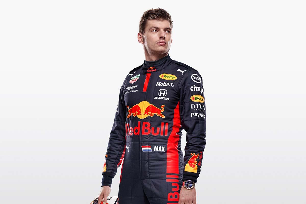 F1 | マックス・フェルスタッペン(Max Verstappen) 2020年