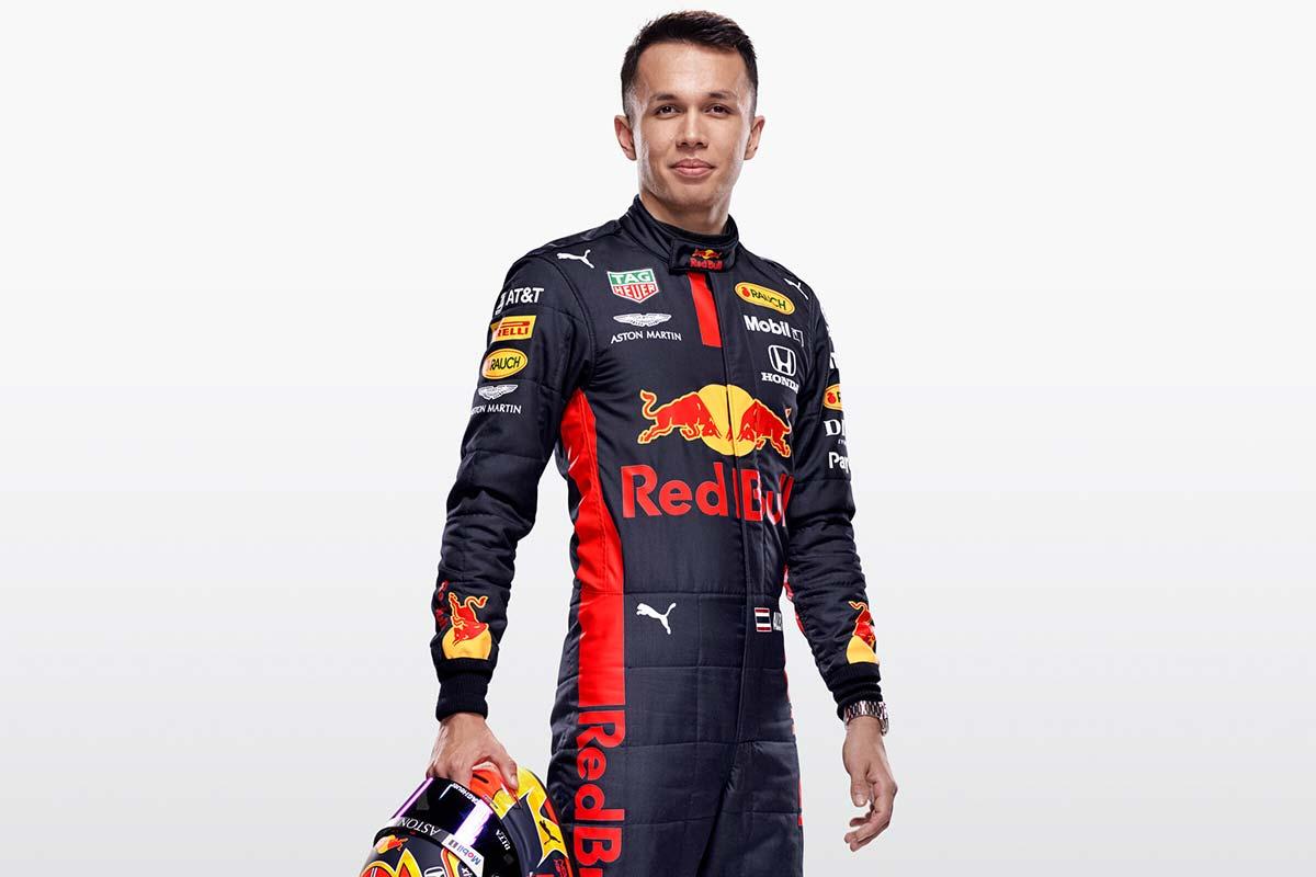 F1 | アレクサンダー・アルボン(Alexander Albon) 2020年