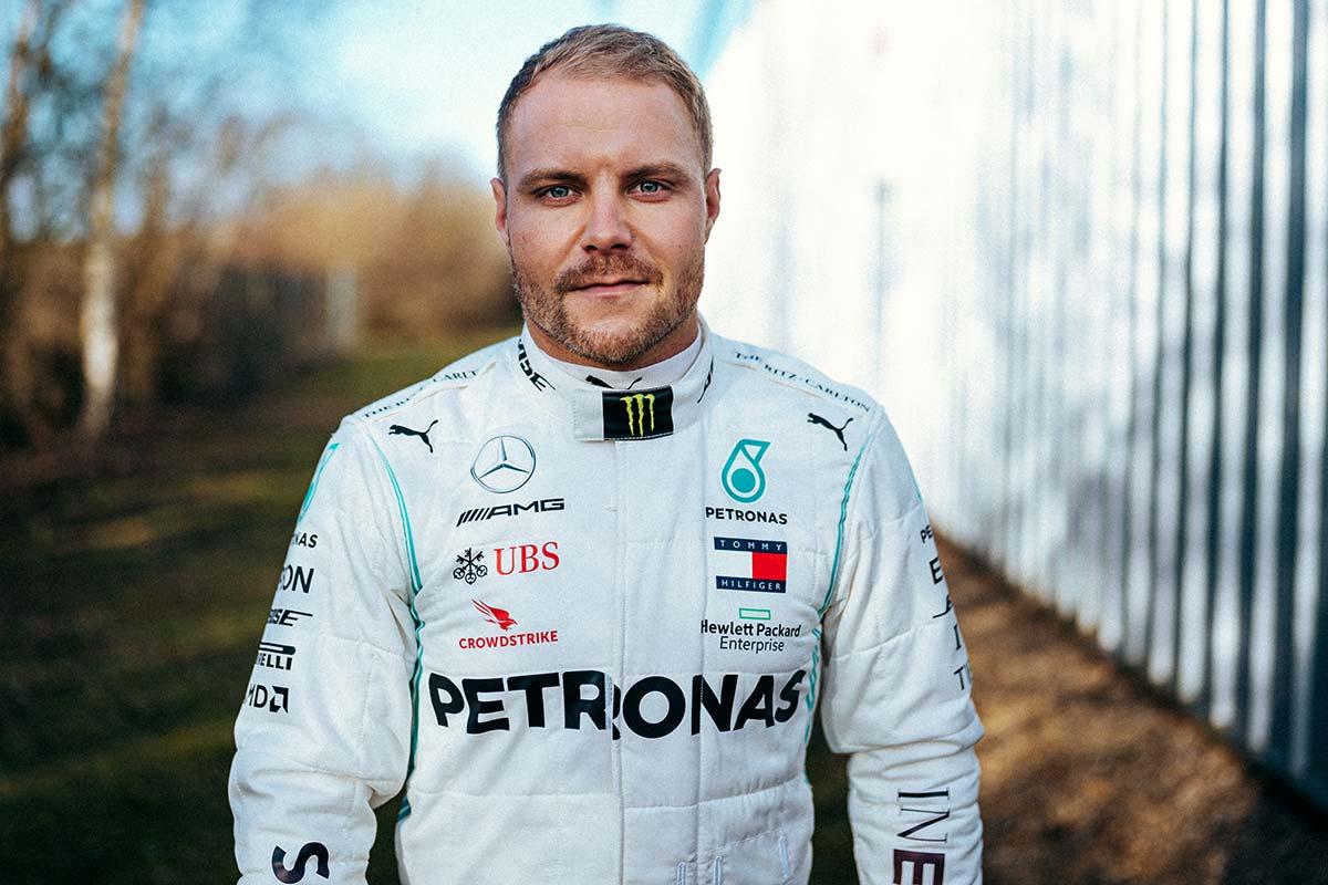 F1   バルテリ・ボッタス(Valtteri Bottas)(メルセデス) 2020年