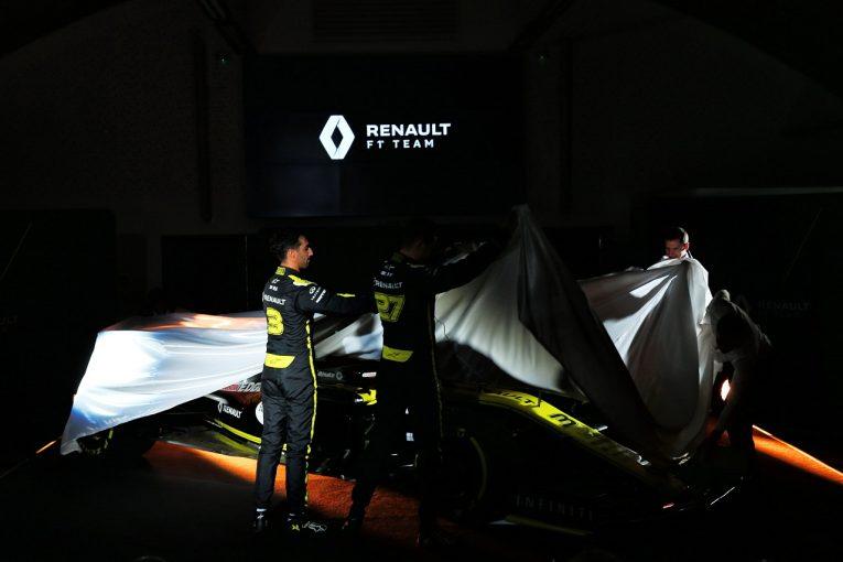 "F1 | 新体制で挽回目指すルノーF1、2020年""シーズンオープニングイベント""の日程を発表"