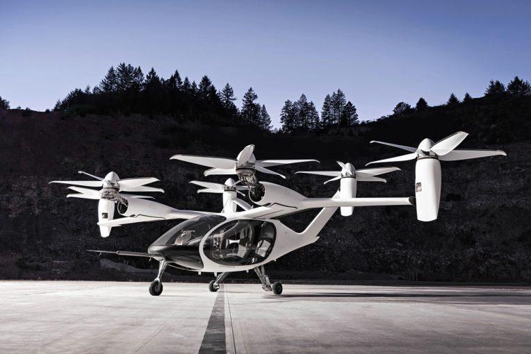 クルマ | トヨタも空へ。生産技術を電動垂直離着陸機に活かし、空のモビリティ事業に参入へ