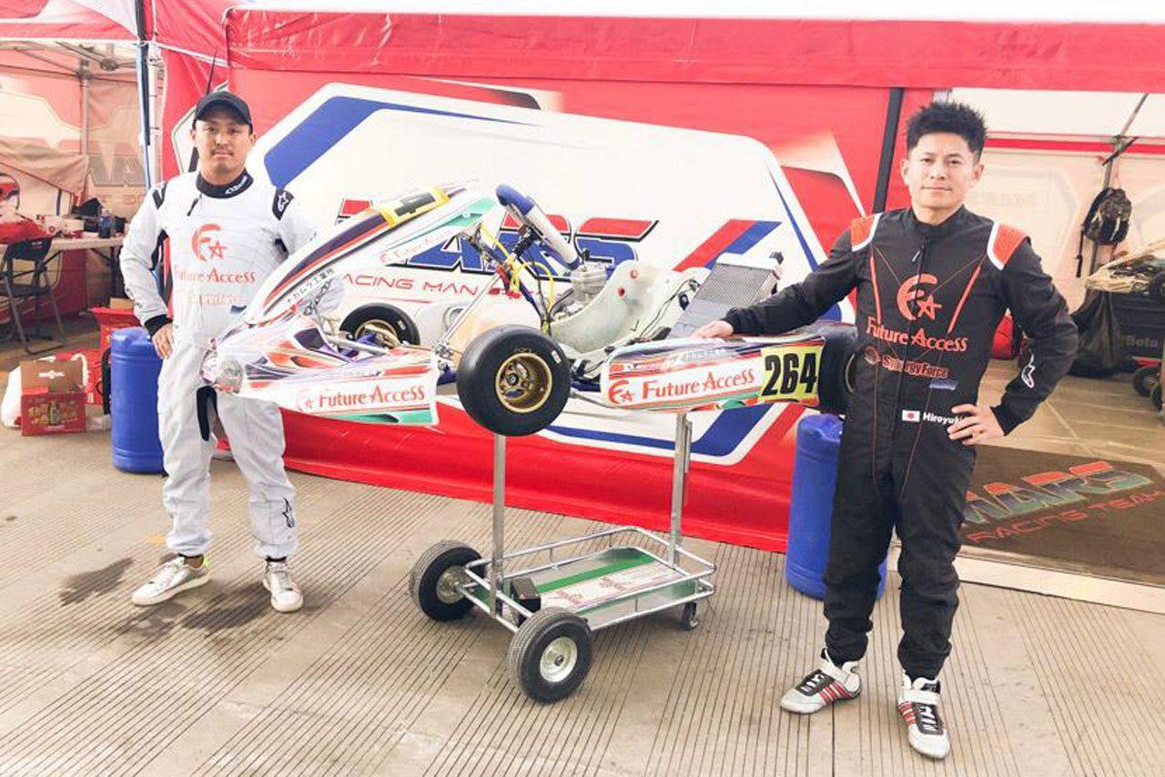 関口雄飛が日本初の公道レース『A1市街地グランプリ江津大会』のアンバサダーに就任