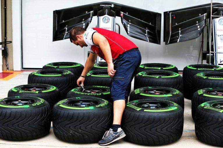 F1 | 知っておきたいF1専門用語:タイヤ編