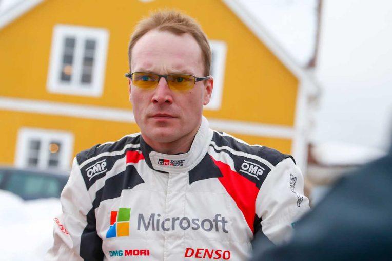 ラリー/WRC | WRC:ラトバラ、第2戦スウェーデンにヤリスWRCでスポット参戦。コドライバーは元トヨタのハンニネン