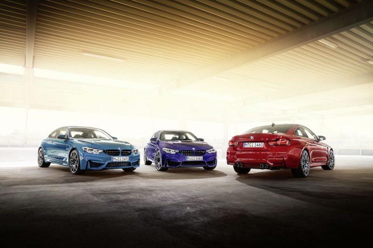 クルマ | 全世界750台、日本限定30台の『BMW M4 Edition Heritage』登場