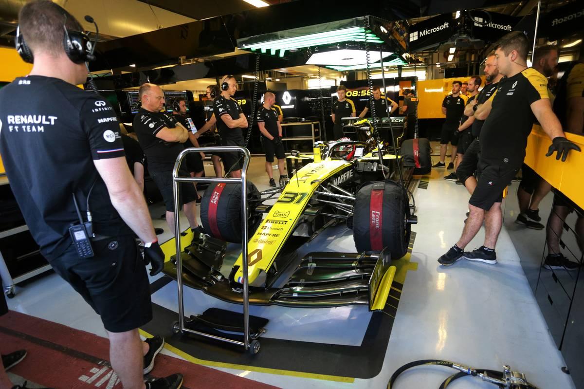F1 | ルノー 2020年