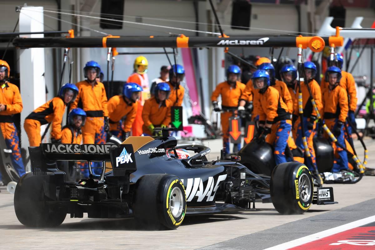 F1   ハースF1チーム 2020年