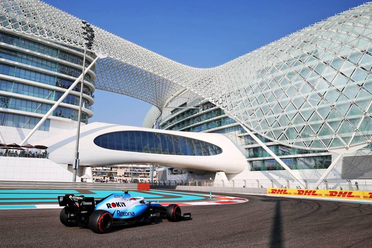 F1   ウイリアムズ 2020年