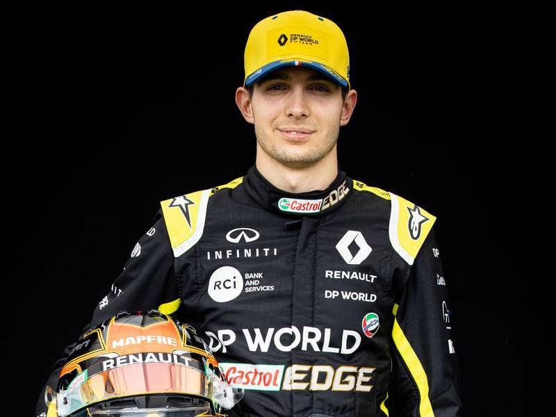 F1 | エステバン・オコン(Esteban Ocon) 2020年