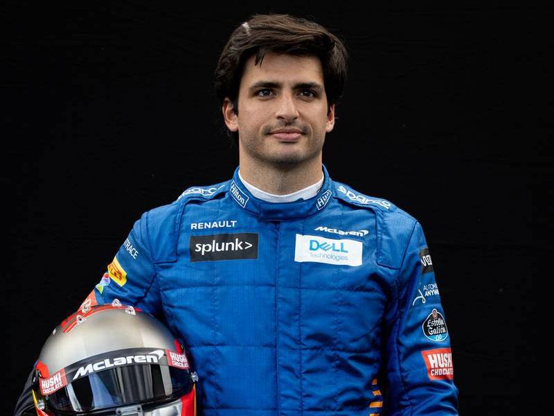 F1 | カルロス・サインツ(Carlos Sainz) 2020年