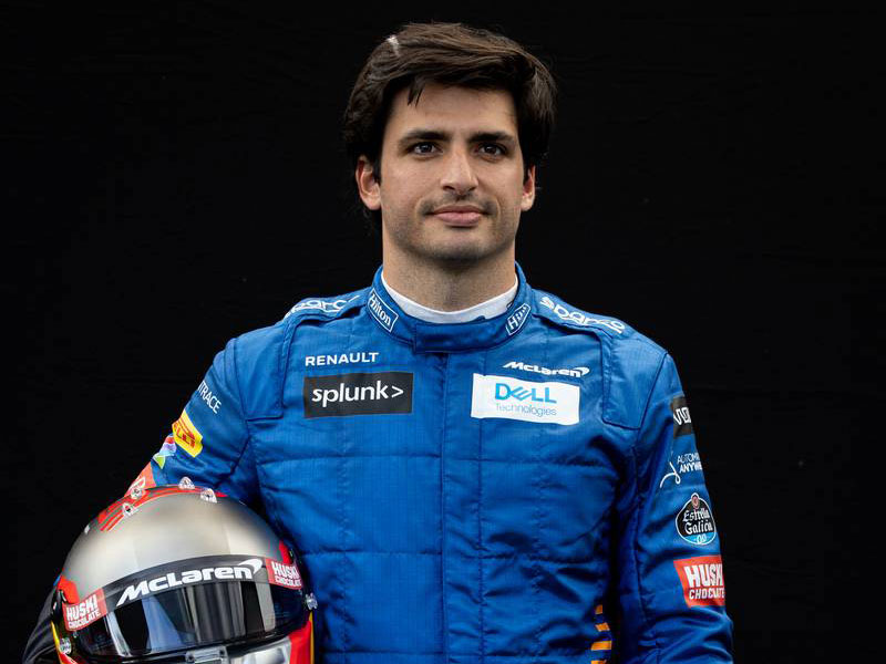 F1 | カルロス・サインツJr.(Carlos Sainz) 2020年