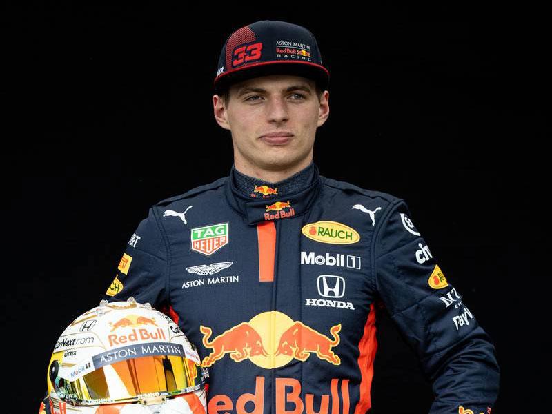 F1 | マックス・フェルスタッペン(Max Verstappen)(アストンマーティン・レッドブル・レーシング) 2020年
