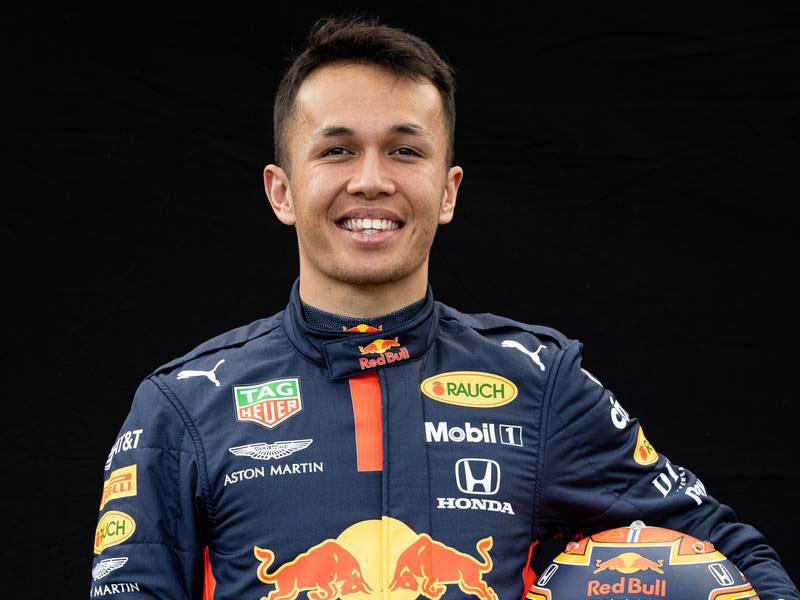 F1 | アレクサンダー・アルボン(Alexander Albon)(レッドブル・レーシング) 2020年