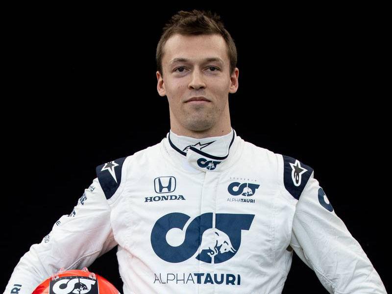F1 | ダニール・クビアト(Daniil Kvyat)(アルファタウリ・ホンダ) 2020年