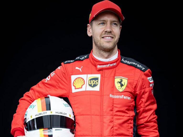 F1 | セバスチャン・ベッテル(Sebastian Vettel) 2020年