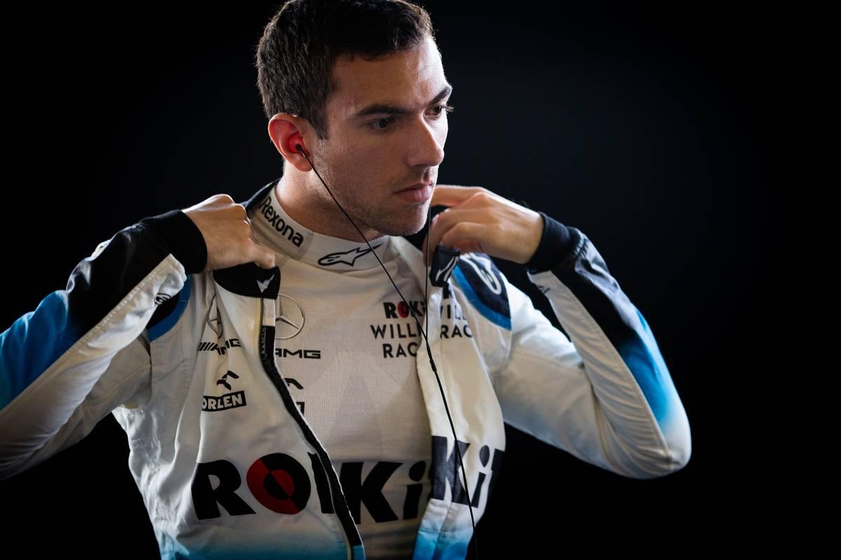 F1 | ニコラス・ラティフィ(Nicholas Latifi) 2020年