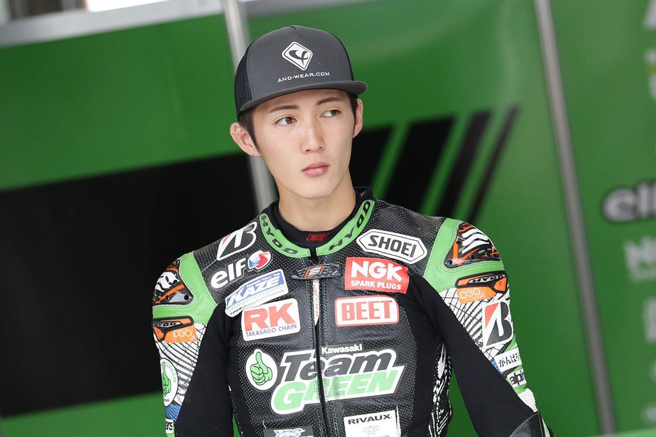 岩戸亮介、藤原克昭率いるチームでアジアロードレースに参戦。カワサキチームグリーンの活動は後日発表