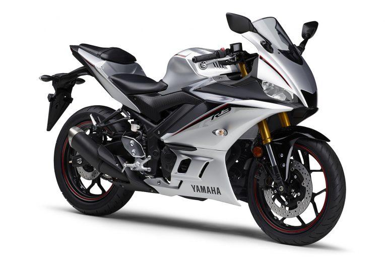 MotoGP | ヤマハ、『YZF-R3 ABS』と『YZF-R25/ABS』にマットシルバーなど新たに3色採用し2月14日発売