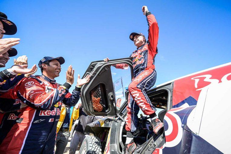 ラリー/WRC | ダカールラリー2020:サインツが3度目の総合優勝達成。アロンソは総合13位で初挑戦終える