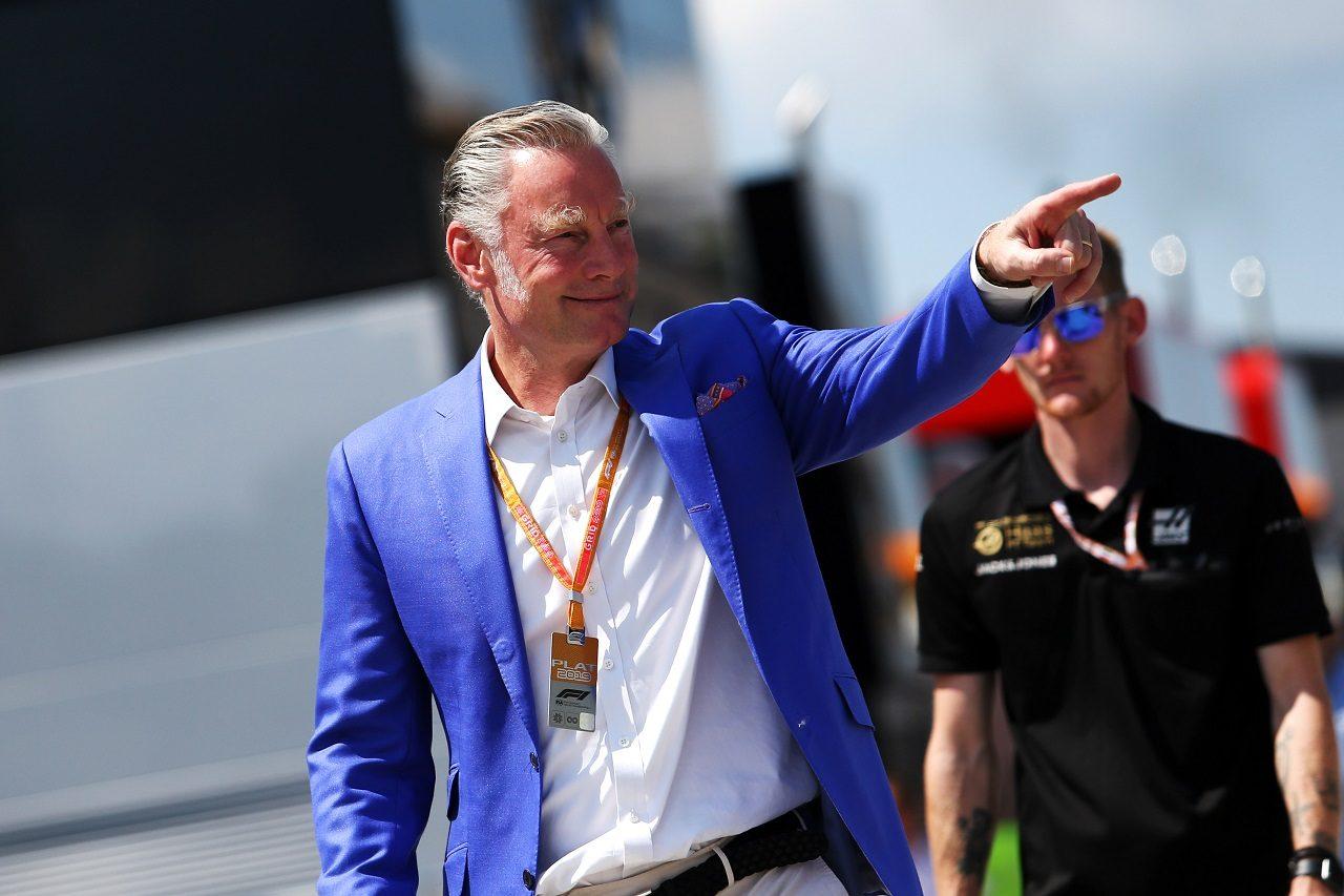 F1商業担当取締役ショーン・ブラッチス