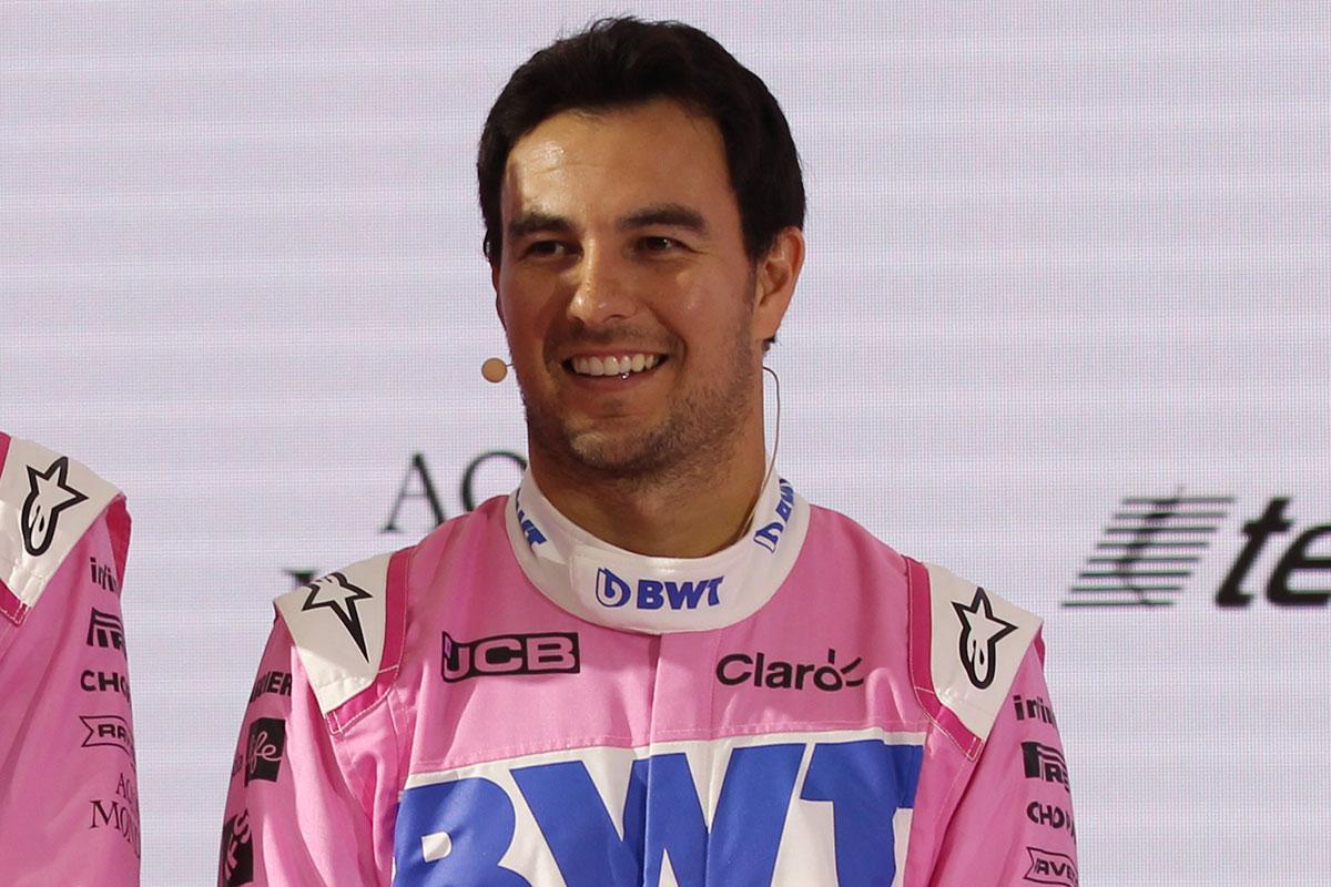 F1   セルジオ・ペレス(Sergio Perez) 2020年