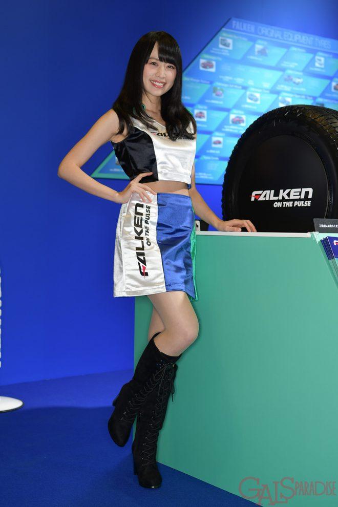 レースクイーン | 千倉里菜(FALKEN)