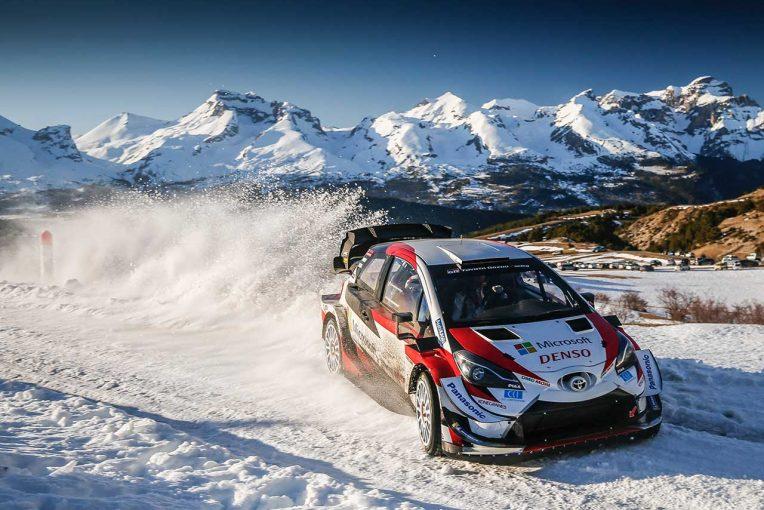 ラリー/WRC | WRC:トヨタ、新体制で2020年初戦モンテカルロへ。マキネン「新しいラインアップで臨む興味深い1戦に」
