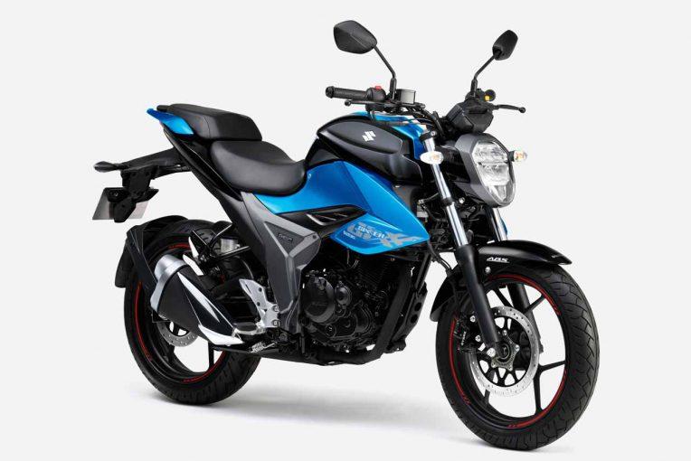 MotoGP | スズキ、スポーティなデザインの150ccロードスポーツ『ジクサー』の新型を3月4日より発売