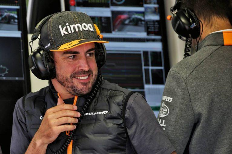 F1   フェルナンド・アロンソ、マクラーレンとの契約関係を正式に解消