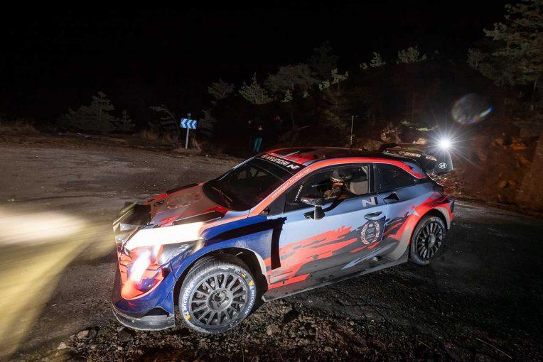 ラリー/WRC | WRC:ヒュンダイ、悲願の二冠達成に自信。2020年型i20クーペWRCは「パフォーマンスと信頼性を改善」