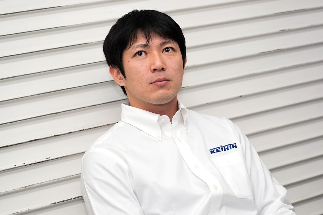 SBKで屈辱のシーズンを送った清成龍一。「このままでは終われないという思いがあった」と全日本で再起を賭ける