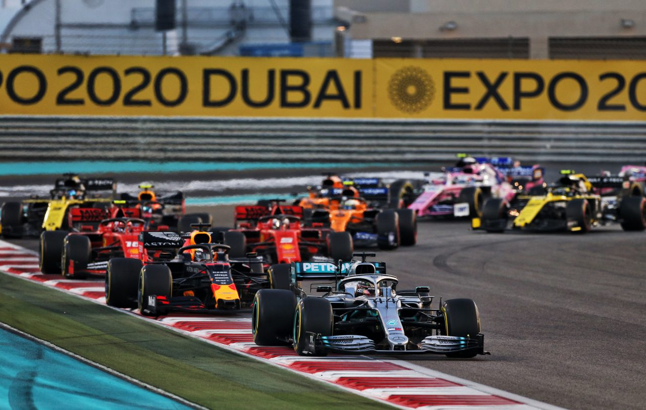 2019年F1アブダビGP