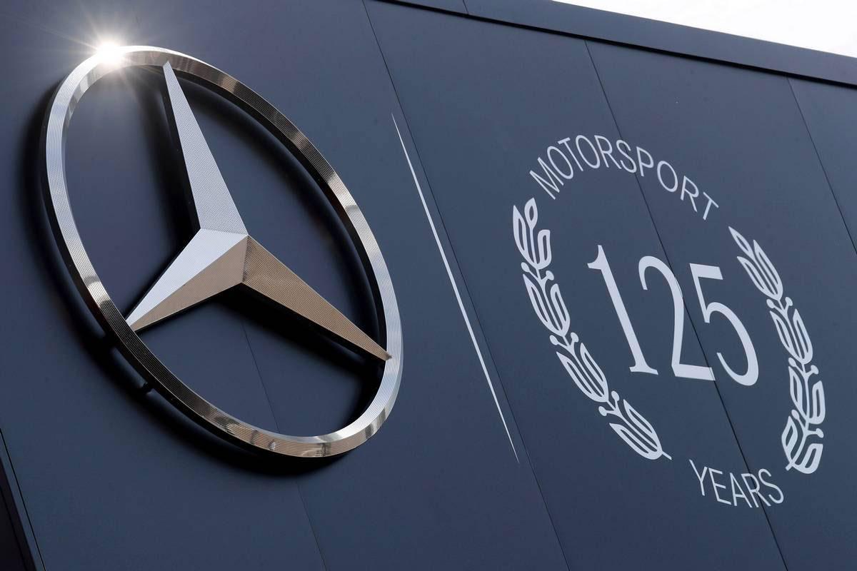 2019年F1第11戦ドイツGP モータースポーツ活動125周年を迎えたメルセデス