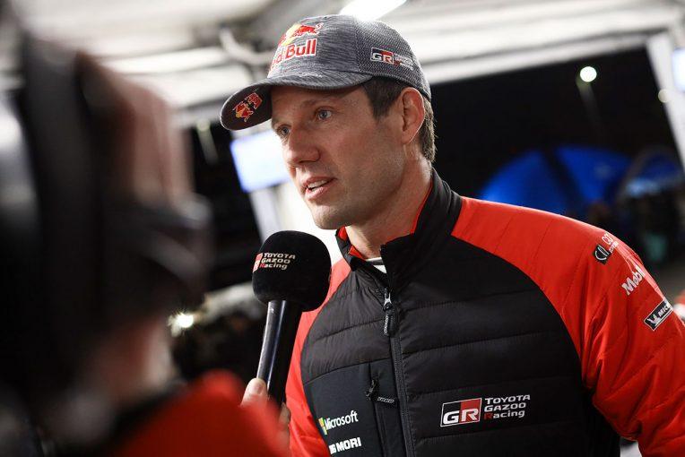 ラリー/WRC | WRC:トヨタ、第1戦モンテカルロのシェイクダウンで最速。オジエ「ここまですべて順調」