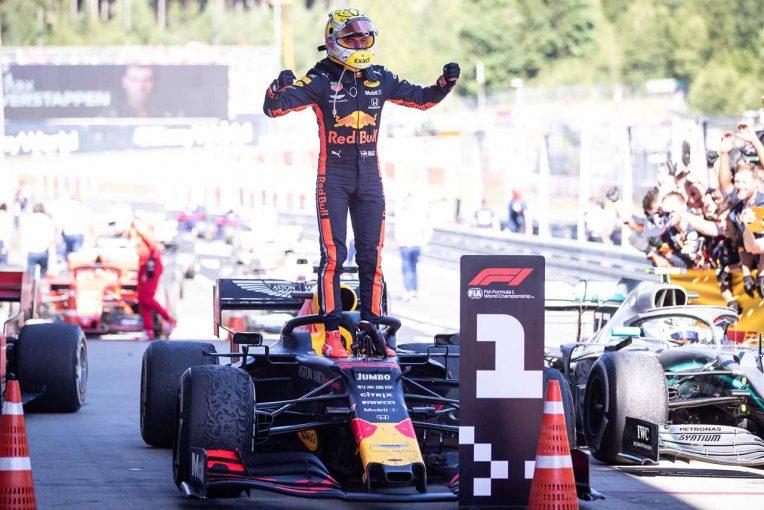 F1 | オフシーズンもF1を満喫。フジテレビNEXTで『F1 JAPAN POWER 20××』が放送決定