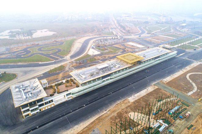 F1ベトナムGPの舞台となるハノイ・サーキット