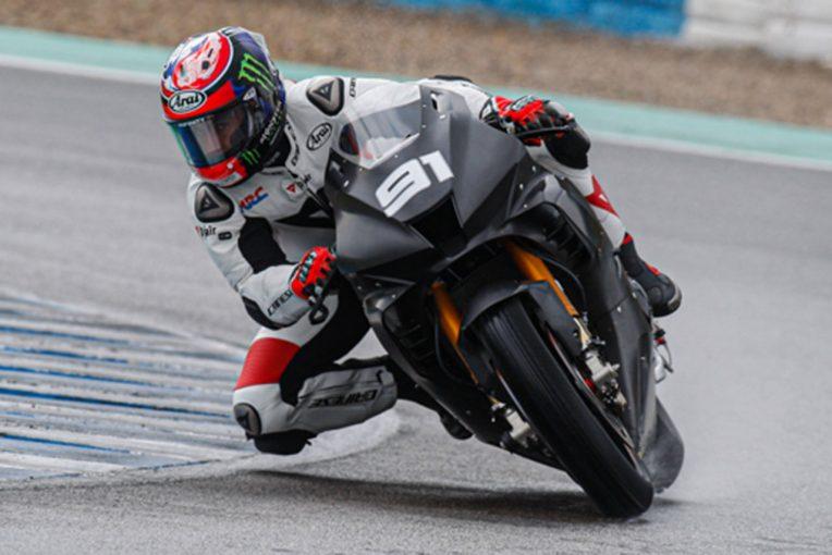 MotoGP | SBKへレステストが開幕。ホンダのハスラムが新型CBR1000RRの初走行でトップタイム