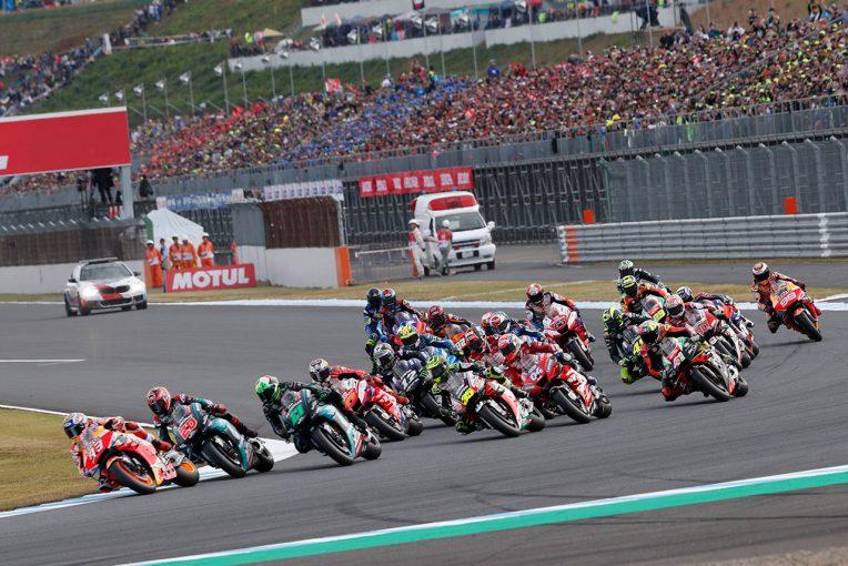 MotoGP | 2020年のMotoGP正式カレンダーが発表。全20戦の開催、日本GPは10月18日に確定