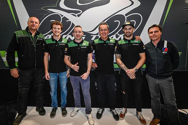 MotoGP   SBK:プセッティ・レーシングがイタリアで2020年の体制発表。カワサキZX-10RRのカラーリング公開