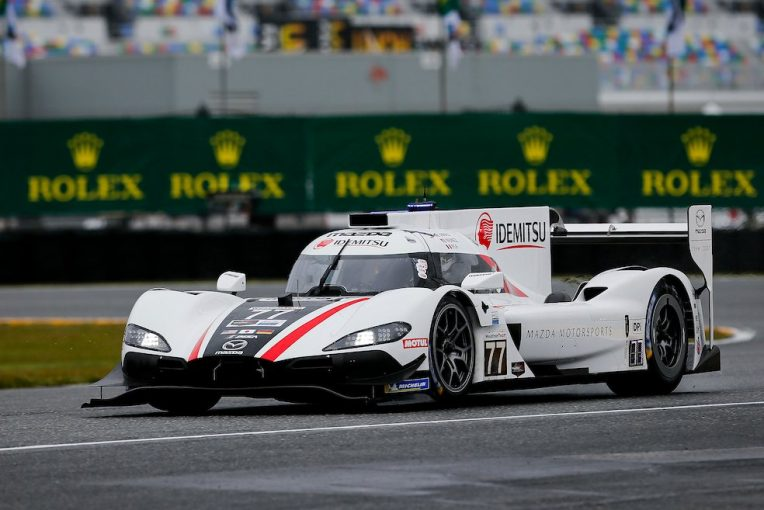 ル・マン/WEC | ジャービス速し! 77号車マツダ、2年連続ポールポジション獲得/デイトナ24時間予選