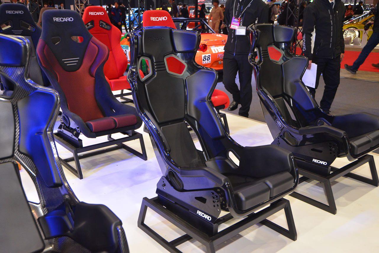 現役自動車メーカー社員の私的レビュー「S2000のRAYSから、憧れのRECARO最新モデルまで」/東京オートサロン2020